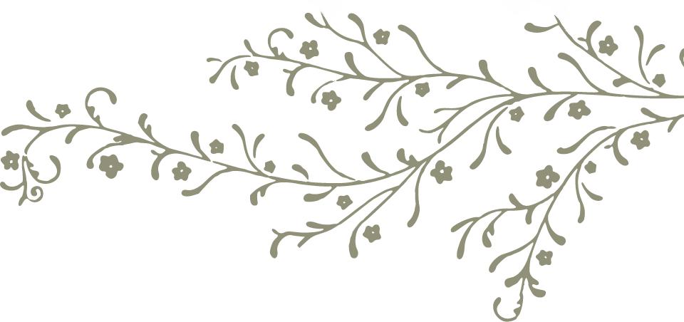 liście ozdoby